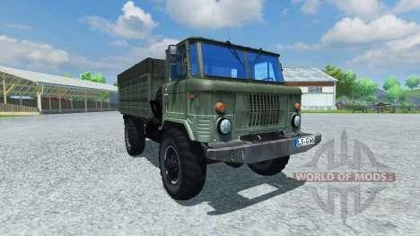 GAZ-66 pour Farming Simulator 2013