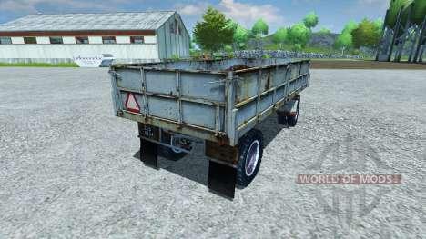 Autosan D83 für Farming Simulator 2013