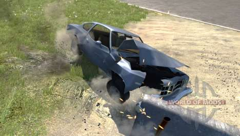 Bruckell Sunhawk DV pour BeamNG Drive