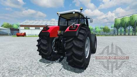 Massey Ferguson 8690 v2.1 für Farming Simulator 2013