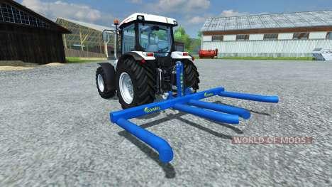Silage Rundballen Goweil für Farming Simulator 2013