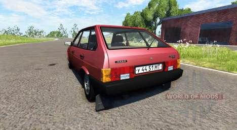 VAZ-2109 Samara für BeamNG Drive