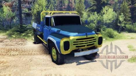 ЗиЛ-130 Rallycross pour Spin Tires