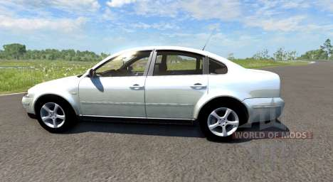 Volkswagen Passat B5 pour BeamNG Drive