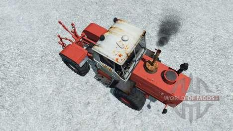 Le T-150 pour Farming Simulator 2013