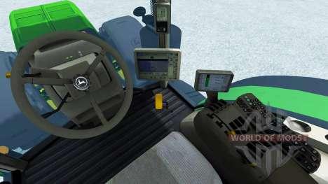 John Deere 8360R v1.4 für Farming Simulator 2013