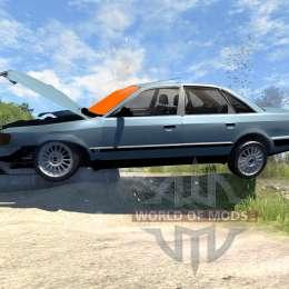 Audi 100 C4 1992 pour BeamNG Drive