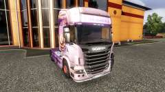 Couleur-R730 - camion Scania