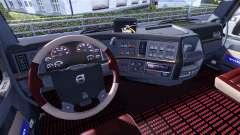 Nouvel intérieur pour Volvo tagaca