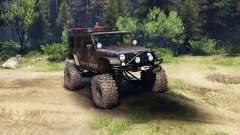 Jeep Wrangler Unlimited SID Fabtech