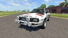 Audi Sport Quattro B2 (Typ 85Q) 1984