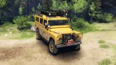 Land Rover Defender Series III v2.2 Camel Trophy