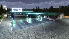 STATION-SERVICE OMV