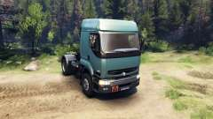 Renault Premium Air Force Blue