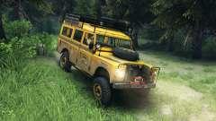 Land Rover Defender v2.2 Camel Trophy Siberia