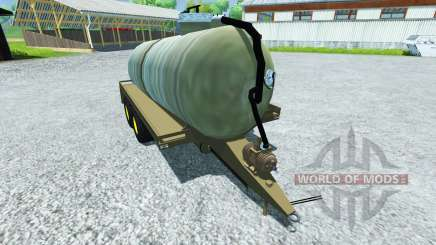 Progress HTS 100.27 pour Farming Simulator 2013