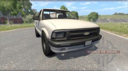 Chevrolet S-10 Draggin 1996 pour BeamNG Drive