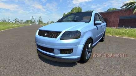 Declasse Asea (Grand Theft Auto V) für BeamNG Drive
