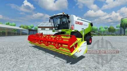 CLAAS Lexion 550 v2.5 für Farming Simulator 2013