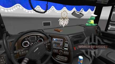 Innenraum für DAF XF für Euro Truck Simulator 2