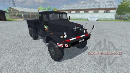 KRAZ-s für Farming Simulator 2013