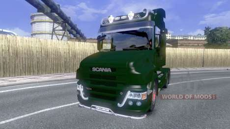 Scania T500 Mark 2 fully colorable für Euro Truck Simulator 2