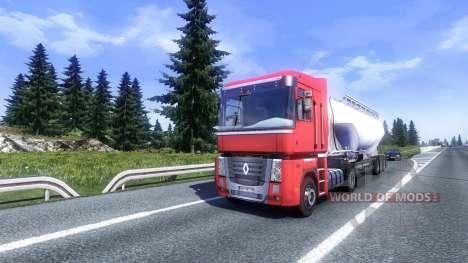 Mehr AI-traffic v2.0 für Euro Truck Simulator 2