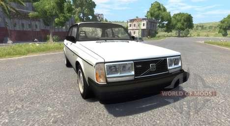 Volvo 242 Turbo Evolution pour BeamNG Drive