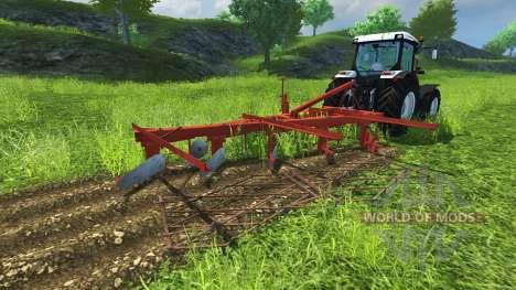 La charrue PLN-5-35 pour Farming Simulator 2013