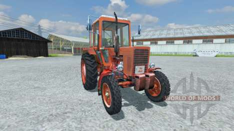 MTZ-80 Alter für Farming Simulator 2013