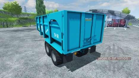 Trailer Rolland 20-30 für Farming Simulator 2013