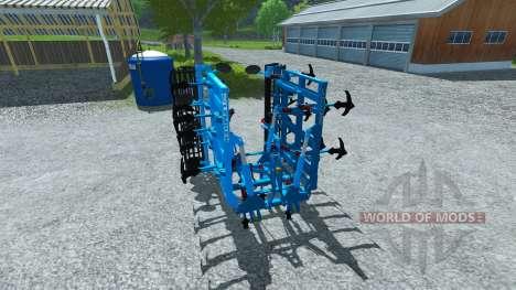 Cultivateur Lemken Gigant 1821 pour Farming Simulator 2013
