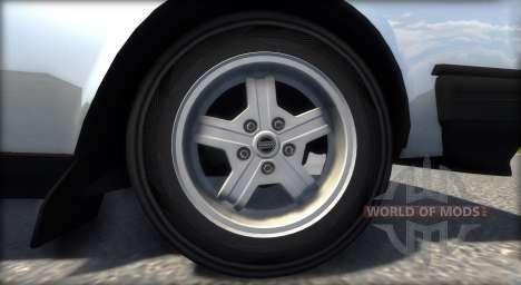 Volvo 242 Turbo Evolution für BeamNG Drive