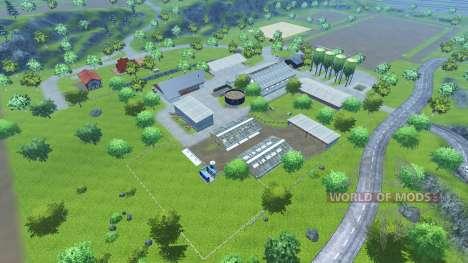 Traumland für Farming Simulator 2013