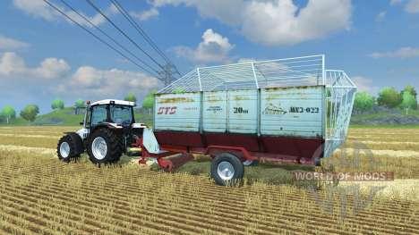 Autochargeuse HORAL MV 022 pour Farming Simulator 2013