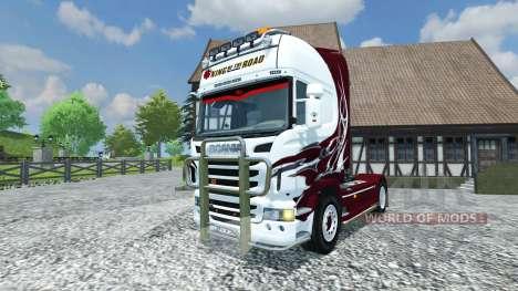 Scania R560 v3.0 pour Farming Simulator 2013