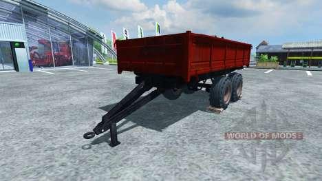 Semi-PTU-7.5 für Farming Simulator 2013