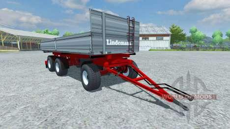 Trailer Reisch BKD3 240V v3.0 pour Farming Simulator 2013
