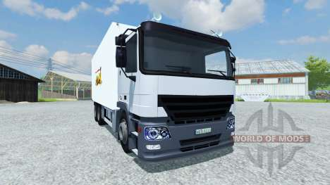 Camion Koffer pour Farming Simulator 2013
