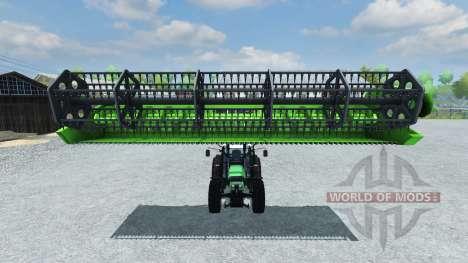 Gerät für die Erfassung von Reaper für Farming Simulator 2013