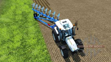 Плуг Lemken EuroDiamant für Farming Simulator 2013