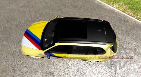 BMW X5M für BeamNG Drive