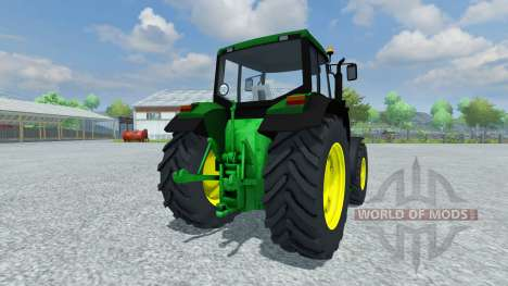 John Deere 6200 1996 für Farming Simulator 2013