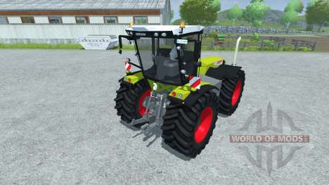 CLAAS Xerion 3800VC v2.0 für Farming Simulator 2013