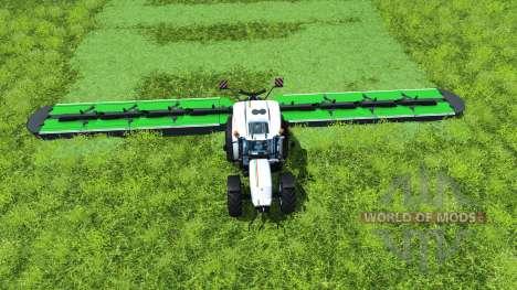 The tondeuse Deutz-Fahr KM 4.90 pour Farming Simulator 2013