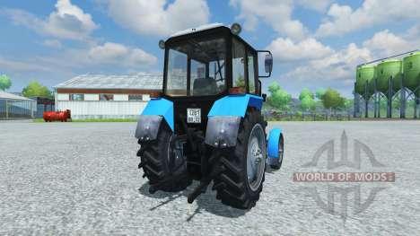MTZ-82.1 v2.0 für Farming Simulator 2013