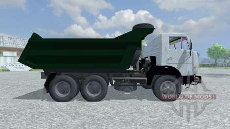KamAZ-55111 1990 pour Farming Simulator 2013