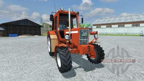MTZ-82 Weißrussland für Farming Simulator 2013