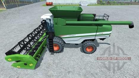 Fendt 9460R pour Farming Simulator 2013
