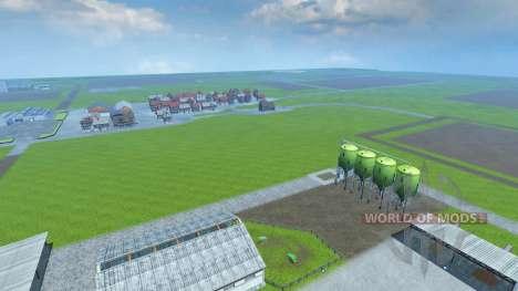Willys pour Farming Simulator 2013